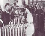 La vie des femmes dans la Grande Guerre